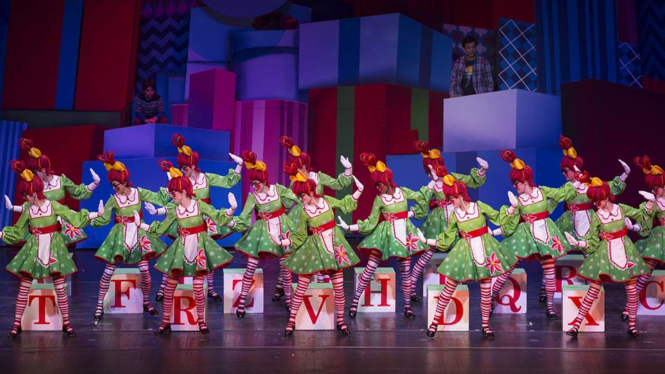 The Rockettes bring all of the joy of the holiday season to you and yours at the Christmas Spectacular Starring the Radio City Rockettes™ presented by Chase. Share unforgettable moments together as you experience the magic of Christmas in New York! Radio City Music Hall® is transformed into an /5(K).